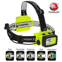 Picture of XPP-5458G - Intrinsically Safe Dual-Light™ Headlamp